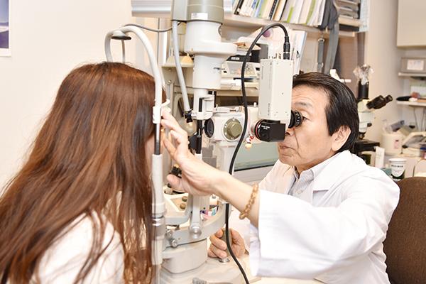 働く人のための眼科検診   眼精疲労や緑内障を早期発見