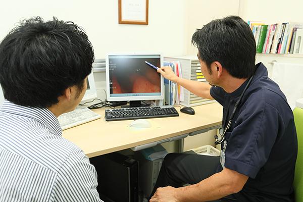 大腸がんは早期発見と早期治療が鍵痛みの少ない大腸内視鏡検査