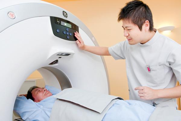短時間で精度の高い検査が可能ヘリカルCTによる全身の精密検診