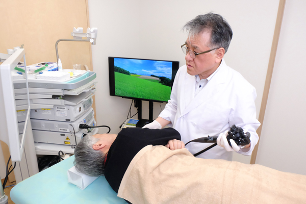 胃がんのリスクを減らすピロリ菌検査と内視鏡検査
