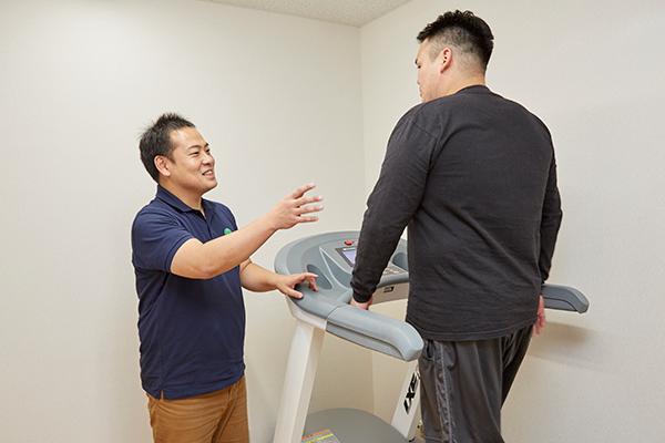 運動器の機能回復・競技復帰をめざすスポーツリハビリテーション