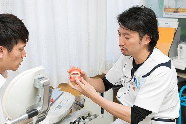 めざすゴールに合わせて方法を選択患者の希望に寄り添う矯正治療