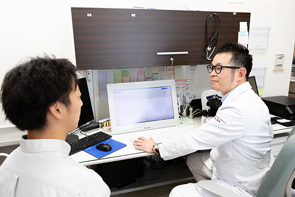 前立腺がんの確定診断に欠かせない仙骨硬膜外麻酔を用いた針生検