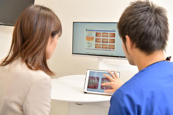 歯磨き指導に力を入れる予防を重視した歯科診療