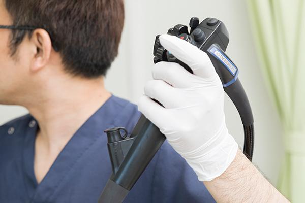 早めに受ければそれだけメリットに上部消化管内視鏡検査