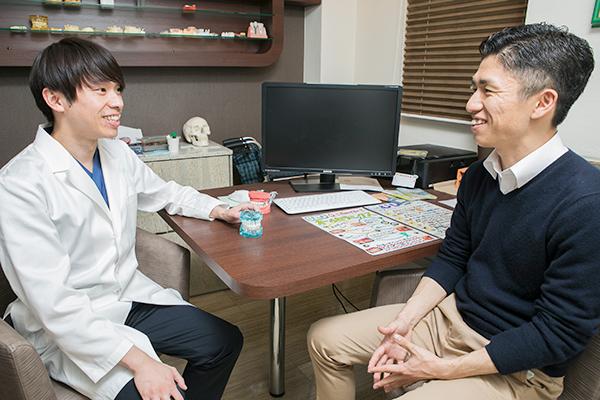 患者負担やストレス軽減を追求し予防を重視する歯科診療とは