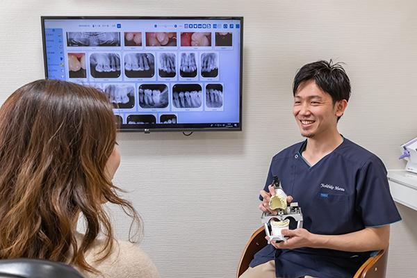 長期的に歯の健康を守るために精密検査で病気のリスクを可視化