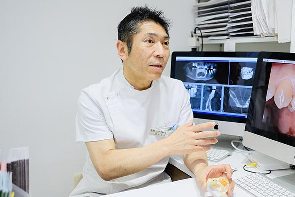 治療の精度向上を追求サージカルガイドを用いたインプラント治療