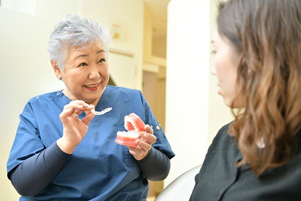 予防歯科の観点に基づいた健康な口腔状態を保つための歯列矯正