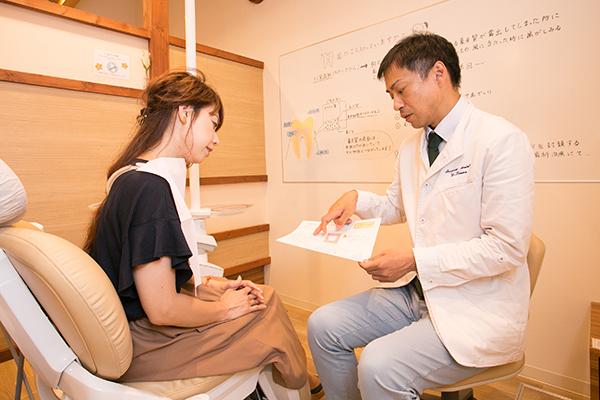 歯周病を理解し予防と治療に取り組む歯周病専門施設で健康な歯へ