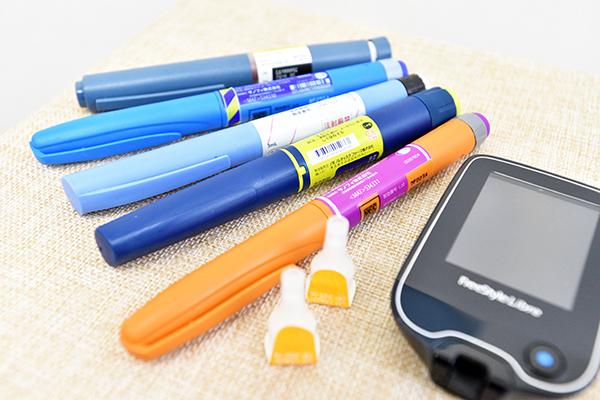 糖尿病治療の変化できる限り患者の負担軽減を
