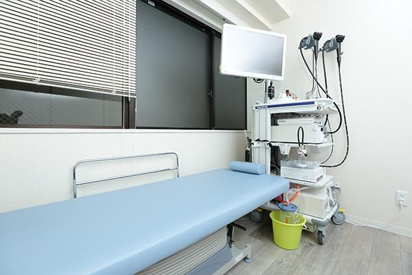 日曜でも受けられる内視鏡検査検査後の病診連携も迅速