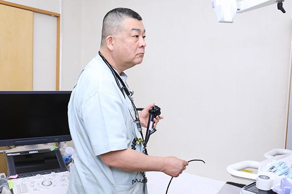 がんや潰瘍性大腸炎など腸疾患の早期発見に役立つ大腸内視鏡検査