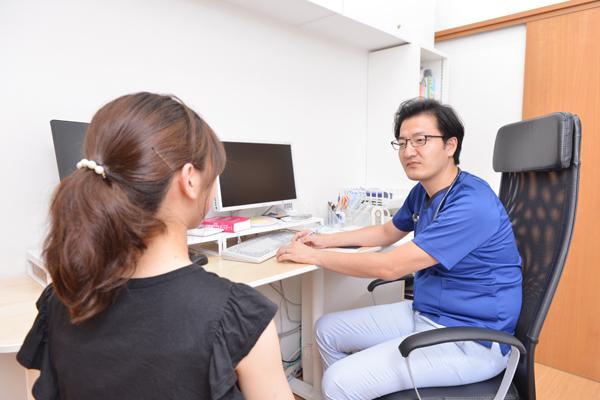 健康診断/血圧/内科待ち時間が少ない?!クリニックの健康診断