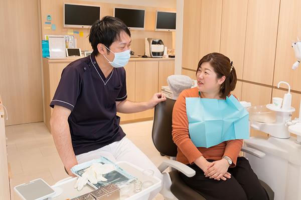 歯科治療から始める歯周病予防将来のリスクを減らすために