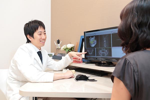 予防を含め長持ちする歯のために大事な治療前の入念な検査