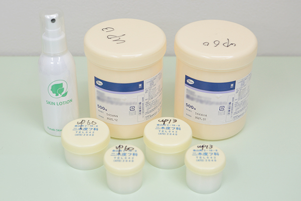 副作用が少ない漢方とスキンケアでアトピー性皮膚炎の治療を行う