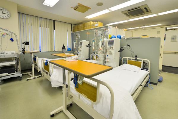 多数の治療法から選べる自分に合った人工透析治療
