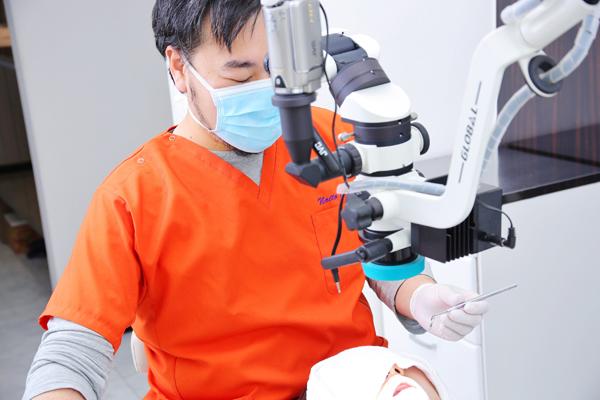 天然の歯に優るものなし 「歯を抜かなくていい」根管治療