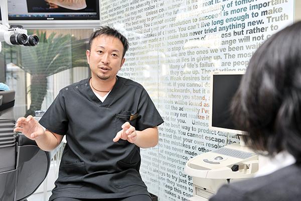 こまかい部位や病巣も歴然CTを使った歯科治療