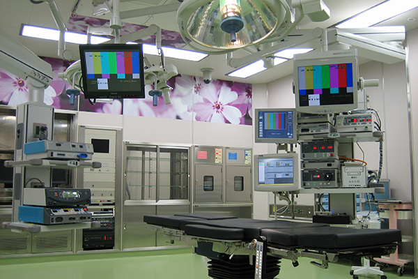 体への負担が軽く、日帰りが可能手掌多汗症の内視鏡手術治療