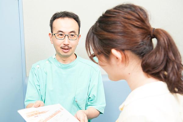 末長い歯の白さと健康のために歯科治療の保険と自費