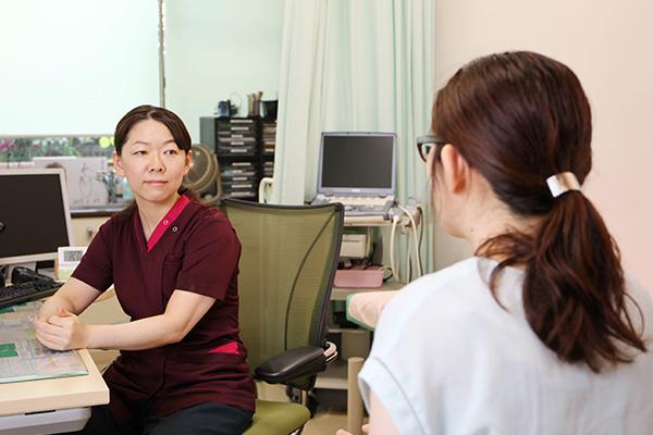 西洋医学や漢方などの特徴を生かし患者にフィットする医療を提供