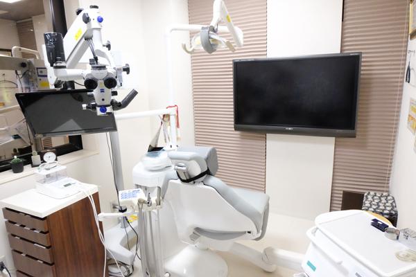 自分の歯を長く維持するための根管治療
