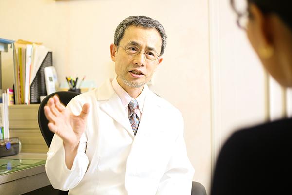 漢方で症状の根本から改善を図る「病気」ではなく「人」を診察