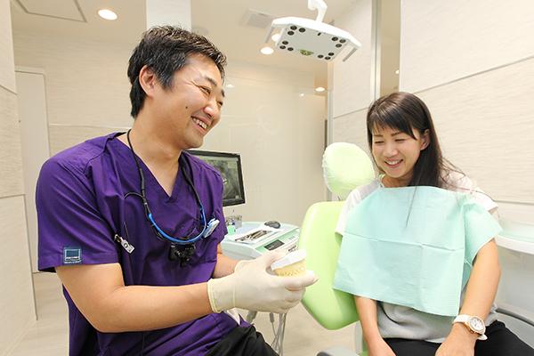 健康を保ち輝く笑顔でQOL向上歯を長く持たせる矯正治療