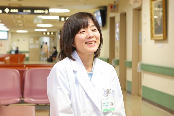女性医師が婦人科疾患全般に対応適切な診療で不安解消に努める