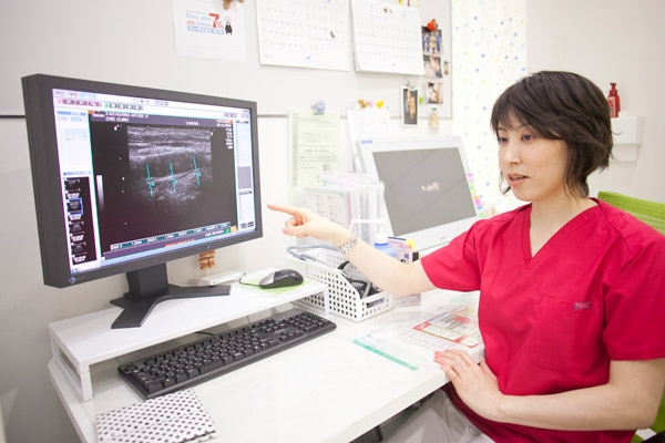 女性を悩ます甲状腺の病気は女性医師の目線で的確な診療を!