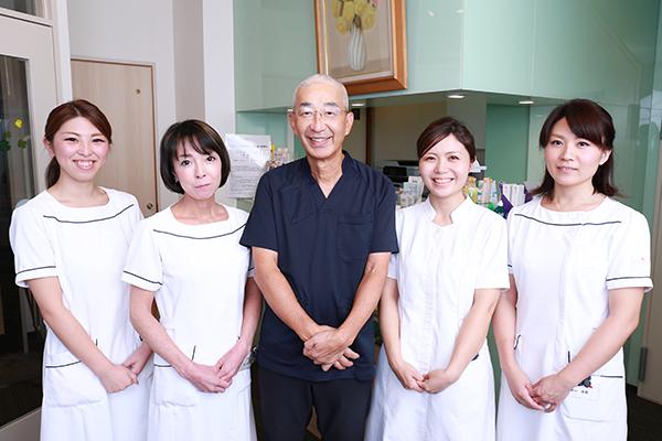 全身の健康を考えた予防歯科徹底した口腔内ケアが好評