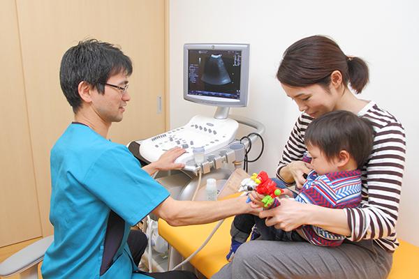 子どものお尻やおなかを守るエキスパート小児外科が担う役割とは