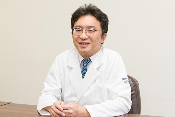 地域密着の姿勢を大切にしつつ専門病院レベルの肺がん治療を提供