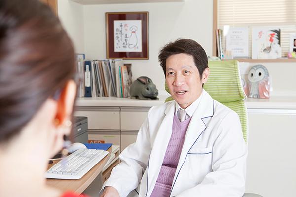 尿失禁や頻尿、尿漏れ、過活動膀胱など女性に多い泌尿器系疾患