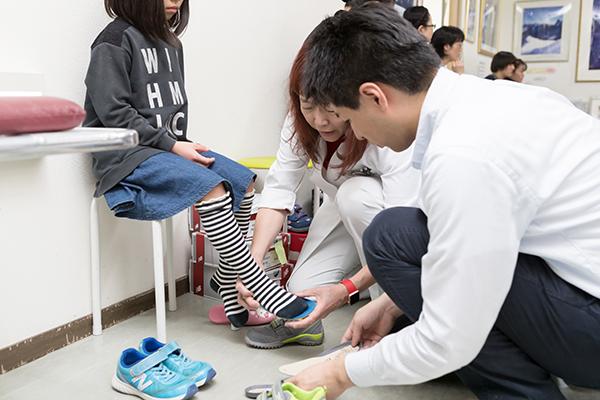足トラブルにひもづく靴選びその重要性と『足と靴の外来』