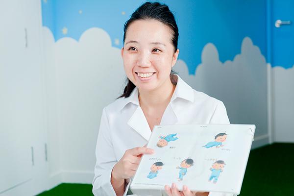顎全体の成長を促し小児矯正で口呼吸や姿勢の改善も期待