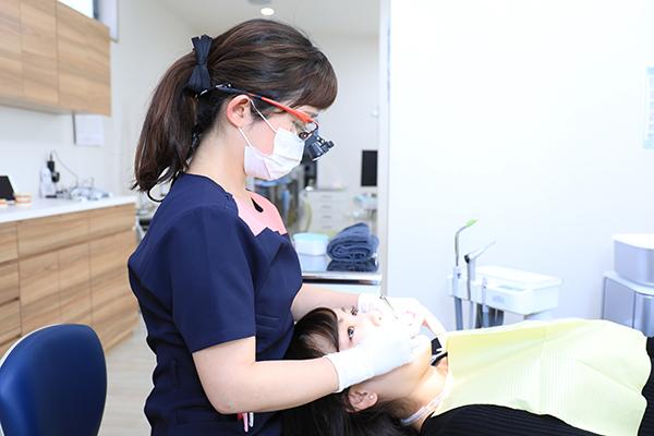 10年先も健康な歯を維持歯周病治療は現状把握とケアの継続が要