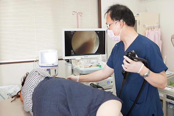 検査を通して病気を早期発見総合的な診療で地域医療を支える