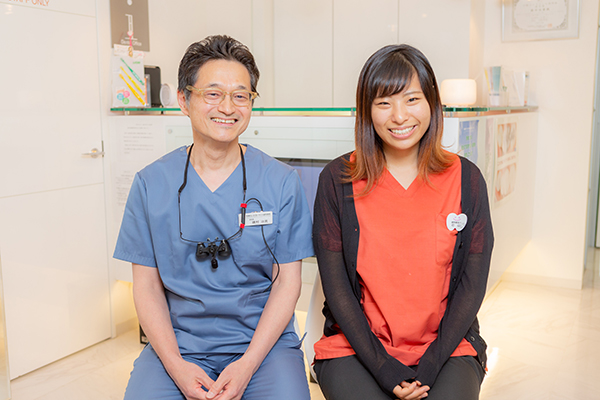 予防歯科、口腔環境の改善に注力歯科衛生士が活躍する歯科医院