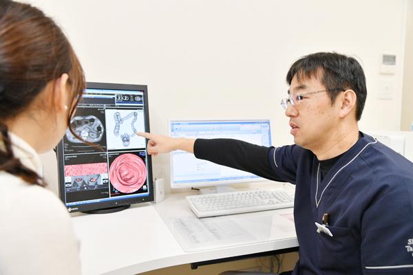 消化器と呼吸器の専門家が対応プライマリケアと精密検査・診断