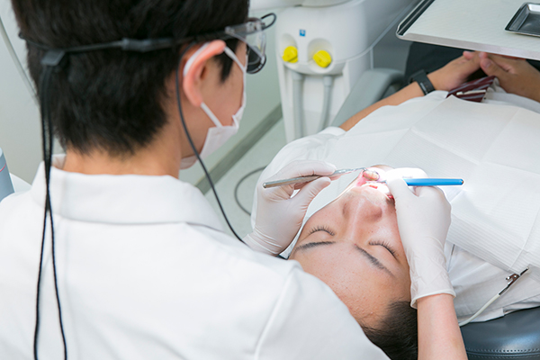 美しい口元と笑顔は健康を支える生涯に寄り添う歯科診療とは