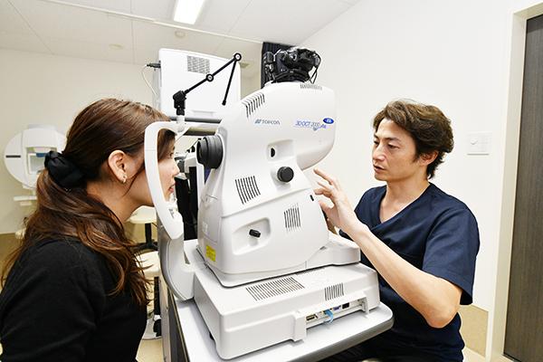 定期的な検診での早期発見と継続的な通院が重要な緑内障