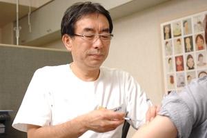 ワクチンで積極的に病気予防を専門の医師によるスケジュール管理