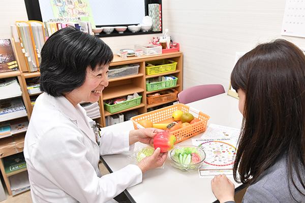 チーム医療で取り組む糖尿病の治療合併症予防にフットケアも行う