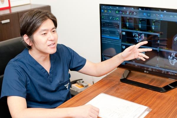 信頼関係を築き最善の結果を導くカウンセリング重視の歯科治療