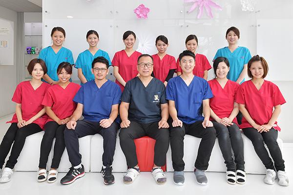 虫歯や歯周病、矯正治療などあらゆる歯科診療で心地良さを追求