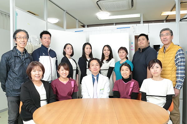 患者と家族を支えるチーム医療在宅医療に取り組む思いを聞く