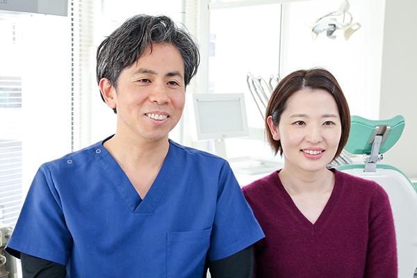 経験豊富な専門家2人の目で診るインプラント治療